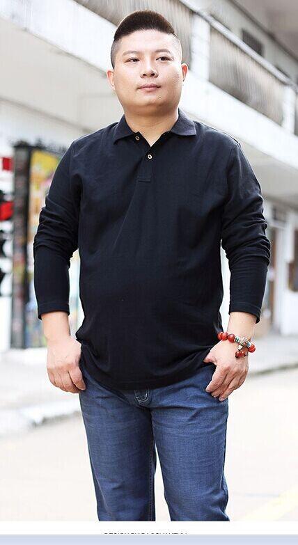 如获至宝,品信如山,大码男装T恤定制专家