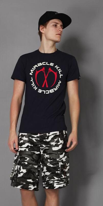 天猫Miracle Kill (死亡与奇迹)特别供应T恤厂家